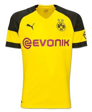 Maglia Borussia Dortmund 2018-2019 Puma