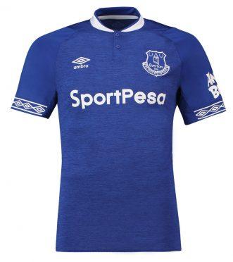 Maglia Everton 2018-2019 Umbro