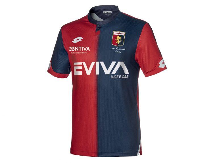 Maglia Genoa 2018-2019