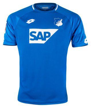 Maglia Hoffenheim 2018-2019 Lotto