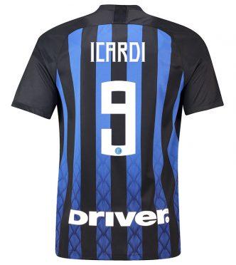 Maglia Inter Icardi 9 nerazzurra