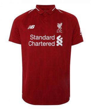 Maglia Liverpool 2018-2019 home