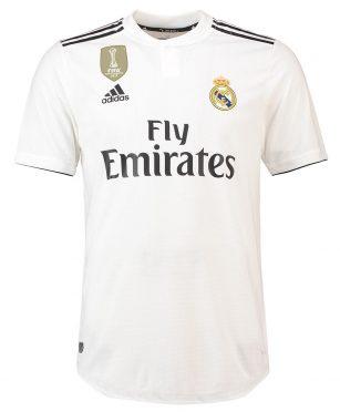 Maglia Real Madrid 2018-2019 home