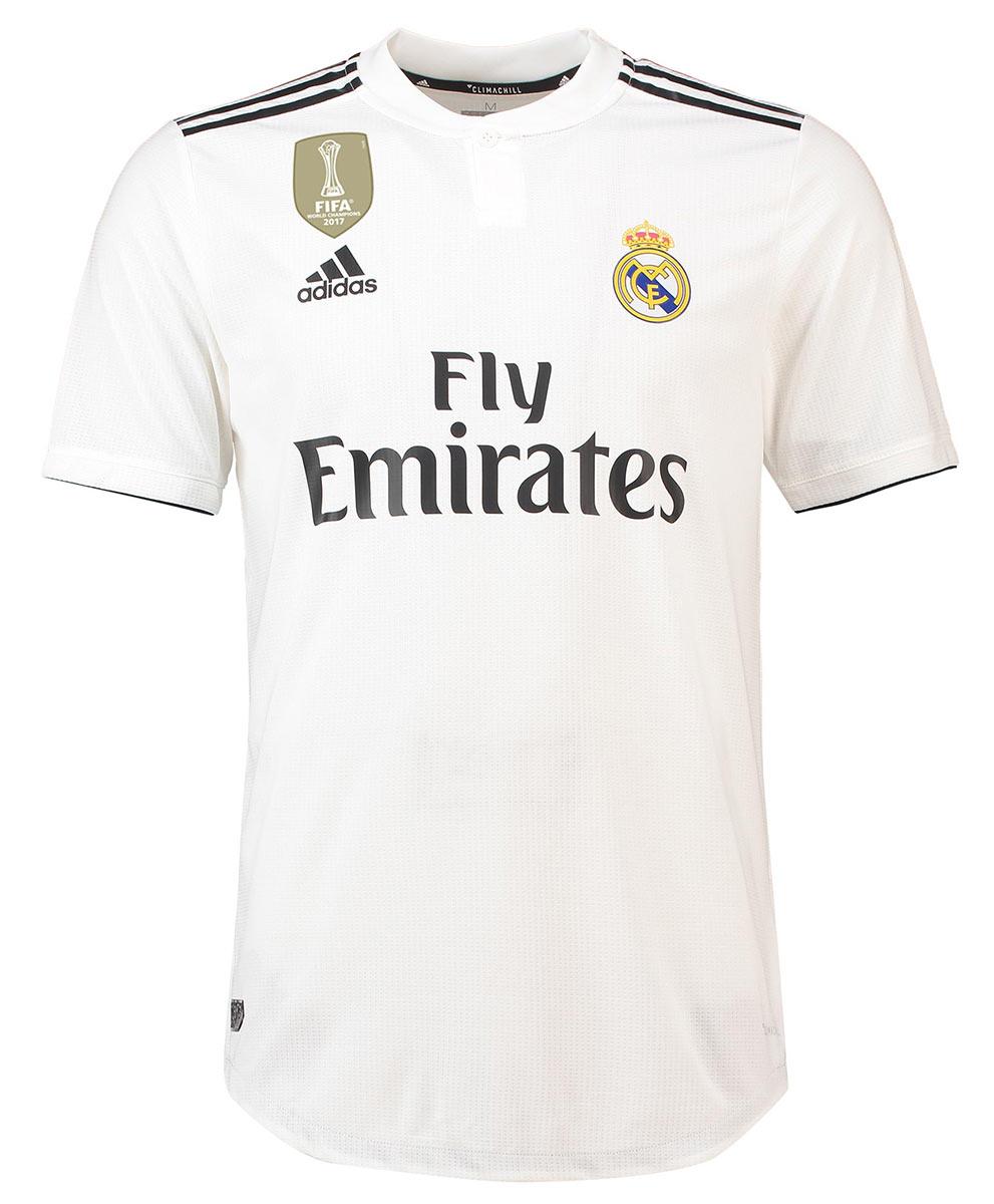 Maglie Real Madrid 2018-2019 con adidas per scrivere ancora la storia