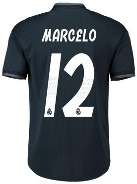 Maglia Real Madrid away Marcelo 12