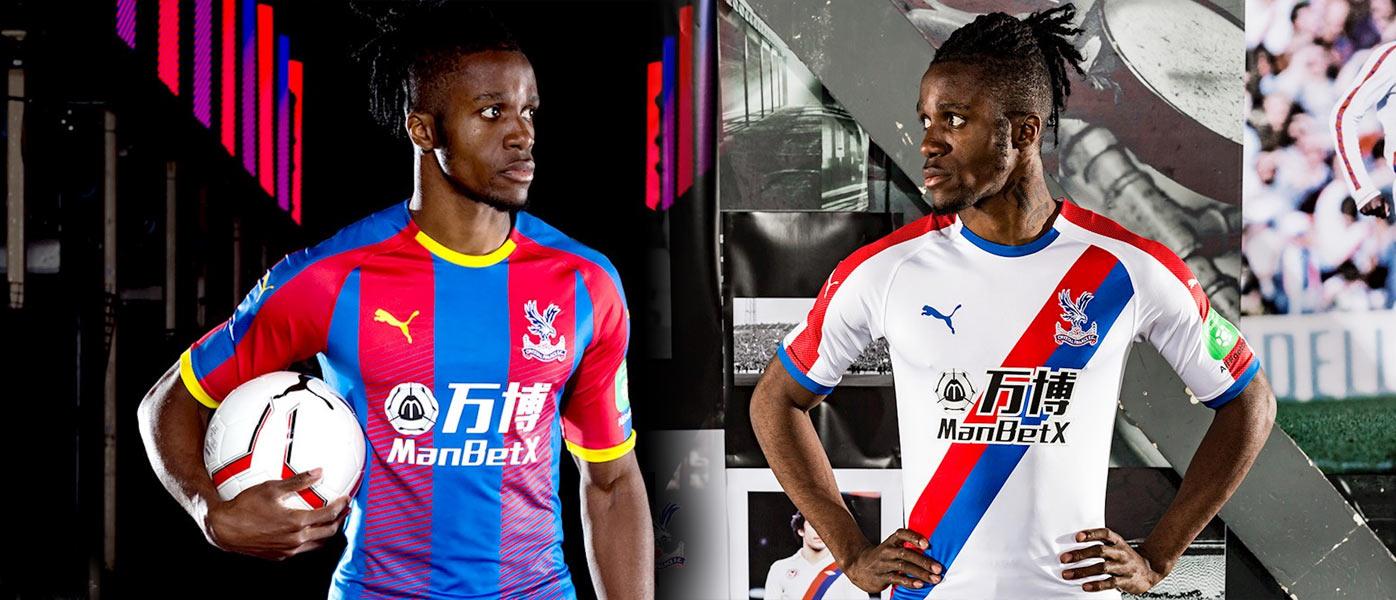 Maglia Crystal Palace 2018-2019 Puma