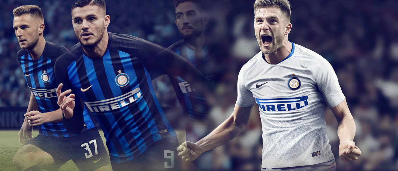 Maglie Inter 2018-2019 Nike
