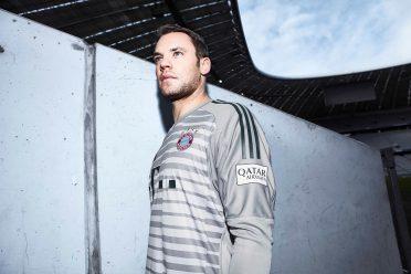 Neuer, maglia portiere Bayern 2018-19