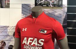 Nuova maglia AZ Alkmaar 2018-2019