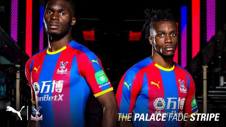 La nuova maglia del Crystal Palace 2018-2019