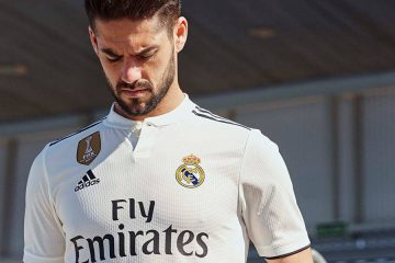 La nuova maglia del Real Madrid 2018-2019