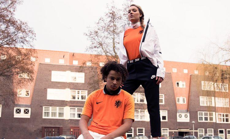Divisa Olanda 2018-2020 Nike