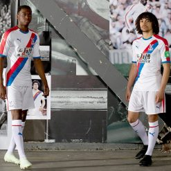 Kit completo Crystal Palace 2018-19