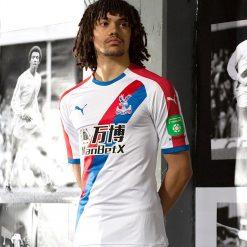 La maglia away del Crystal Palace firmata Puma