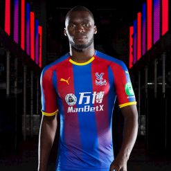 Crystal Palace home kit 2018-19
