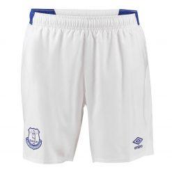 Pantaloncini bianchi Everton 2018-19