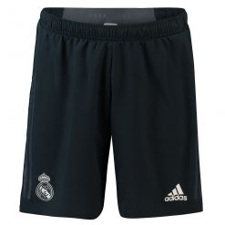 Pantaloncini neri Real Madrid away 2018-19