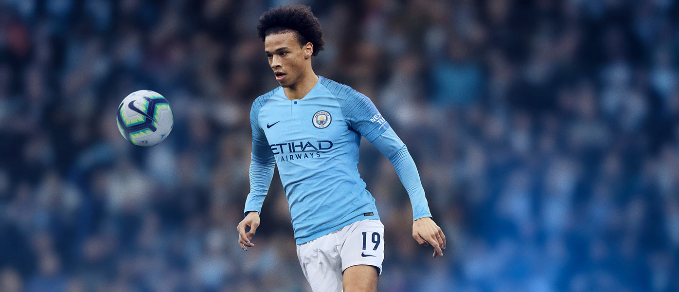 Kit Manchester City 2018-2019 Nike