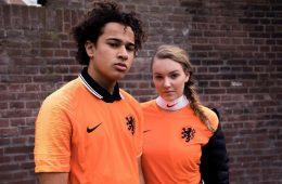 Presentazione nuova maglia Olanda 2018