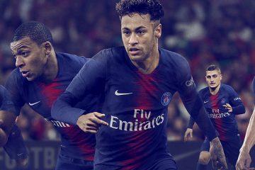 Presentazione nuova maglia PSG 2018-2019