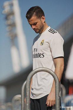 Divisa home Real Madrid adidas