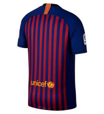 Retro prima maglia Barcellona 2018-19
