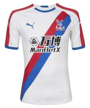 Seconda maglia Crystal Palace 2018-2019
