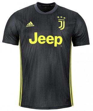 Terza maglia Juventus 2018-2019