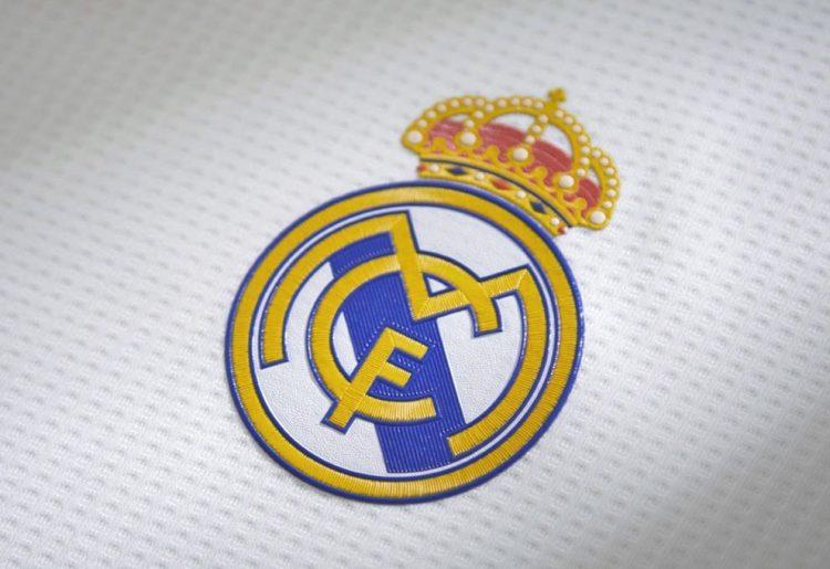 Trama tessuto maglia Real Madrid adidas