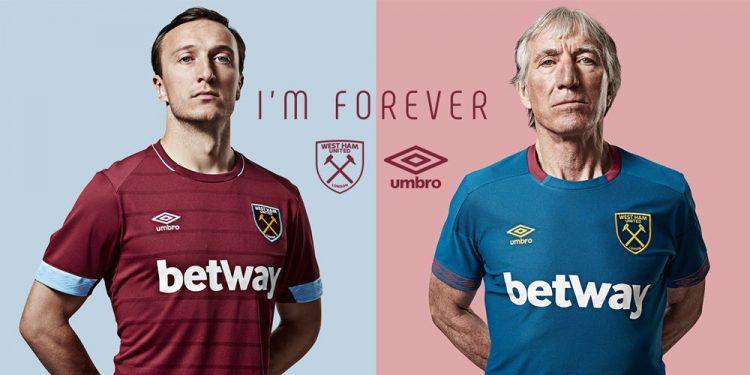 I'm Forever, presentazione maglie West Ham 2018-2019