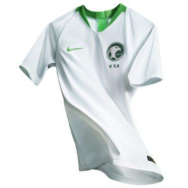 Maglia Arabia Saudita Mondiali 2018
