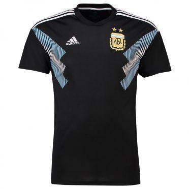 Maglia trasferta Argentina 2018 nera