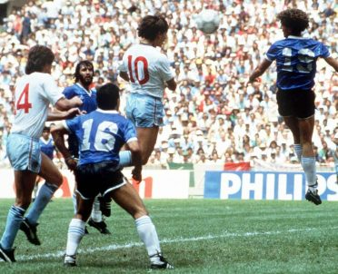Argentina-Inghilterra, mondiali 1986