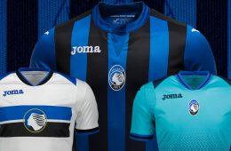 Le maglie dell'Atalanta 2018-2019