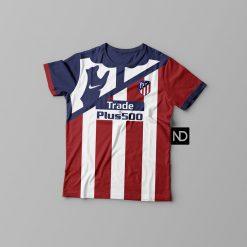 Atletico Madrid Logo Shirt
