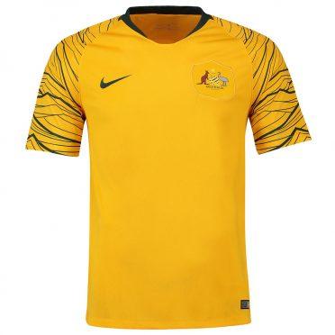 Maglia Australia Mondiali 2018 Nike