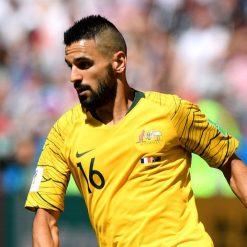 Stemma Australia sulla maglia dei Socceroos
