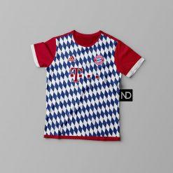 Bayern Monaco Logo Shirt