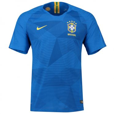 Seconda maglia Brasile Mondiali 2018