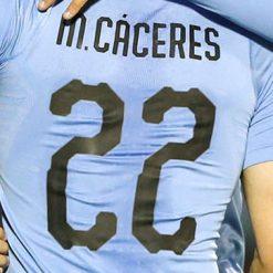 Font Uruguay 2018