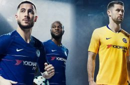 Maglie Chelsea 2018-2019