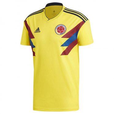 Maglia Colombia Mondiali 2018 home