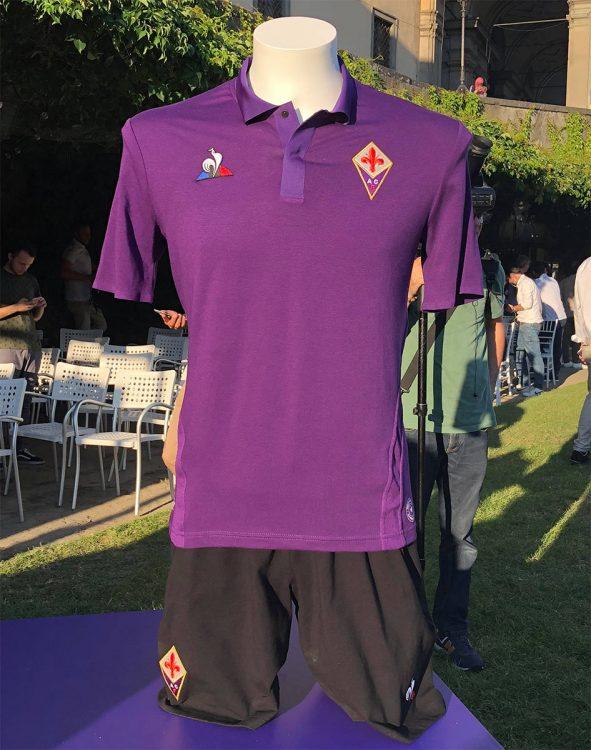 Maglia Fiorentina 2018-2019 viola