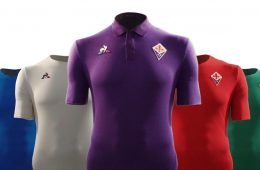 Nuove maglie Fiorentina 2018-2019