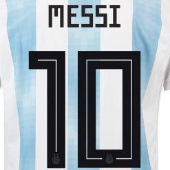 Font Argentina 2018 Messi 10