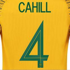 Australia font Mondiali 2018 Cahill 4