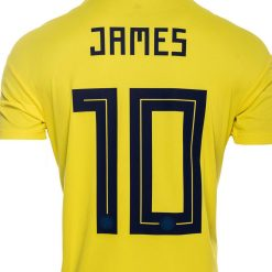 Font James 10 Colombia 2018