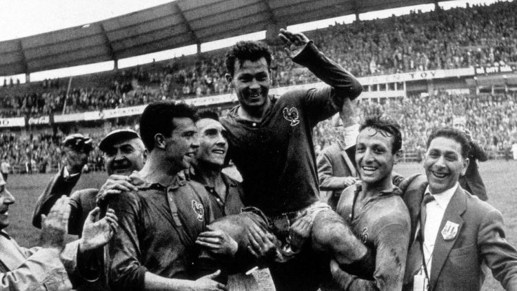 Just Fontaine 1958 Francia