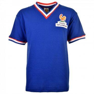 Maglia Francia mondiali 1966