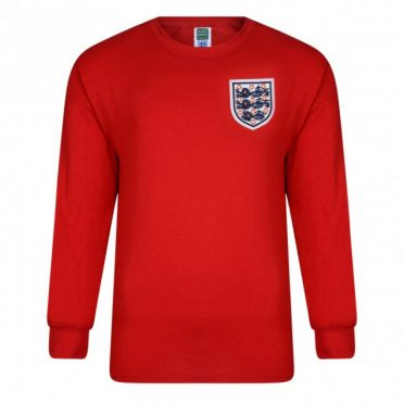 Maglia Inghilterra 1966 vintage